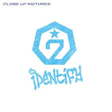 GOT7-[IDENTIFY] 1st Album Close-Up ver CD+Photo Book+Polaroid Card