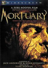 Mortuary ~ Denise Crosby Dan Byrd ~ DVD WS dts ~ FREE Shipping USA