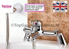 Modern Bath Shower Mixer Tap Complete Set with HandHeld Shower TG10 GREAT DEAL