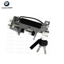 BMW E36 Front Left Genuine Bmw Outside Door Handle Assembly with Key 51218199923