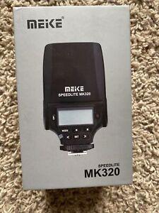 Meike MK-320 TTL Flash Speedlite for Panasonic Lumix G3 GX7 GX1 Olympus E-PL7 M1