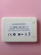 BATTERIA NOKIA-3310- BLC-2-COMPATIBILE  made in Italy    QUALITY TOP