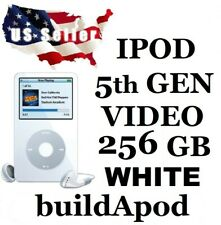 🎄APPLE IPOD CLASSIC 5th GEN 256GB SSD 🎁 *CHRISTMAS EDITION ⚡️ WOLFSON CHIP