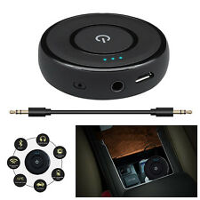 Bluetooth Empfänger 4.1 Wireless Receiver Car Stereo AUX USB Audio Adapter 3.5mm