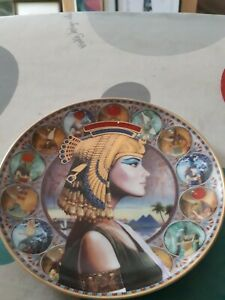 Egyptian Plate Compton and Woodhouse