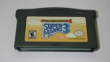Gameboy Advance Super Mario Bros. 3 WORKING R3883