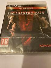 Konami Metal Gear Solid V the Phantom Pain (ps3)