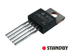 2pcs LM2931 NSC LM2931CT TO220/5, 3+24V/0,1A/5%/0,3V Low Dropout Regulators