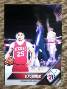 Custom Lenticular Ben Simmons Card (Limited to 17)