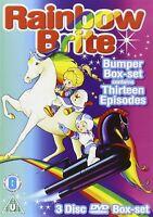 Rainbow Brite Complete Collection Region 4 New DVD (3 Discs