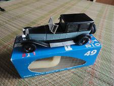 Rio 1/43. Fiat 12v dorsay de ville-1921.  N°49