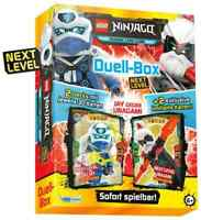 "Lego® Ninjago™ Serie 5 ""Next Level"" Trading Card Game -Duell Deck Box"