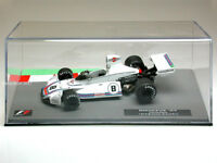 CARLOS PACE Brabham BT44B Racing Car 1975 - Collectable Model - 1:43 Scale