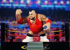 Mattel WWE Wrestling Rumblers Figure Elite Brodus Clay Cake Topper K903 C