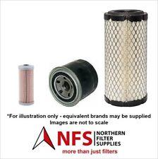 Komatsu PC09-1 w/2D70E Eng. Filter Service Kit - Oil, Fuel & Air Filters