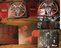 ROOT Hell Symphony DOUBLE LP master's hammer bathory mayhem beherit blasphemy