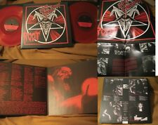 ROOT Hell Symphony DOUBLE LP master's hammer bathory mayhem beherit blasphemy