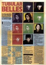 26/10/91 Pgn48/57 Article & Picture tubular Belles Are Lush The New Mike Oldfiel