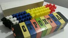 VINTAGE TOY PUZZLE CONSTRUCTOR Plastic MULTI COLOR COMMUNIST ERA ORIGINAL BOX