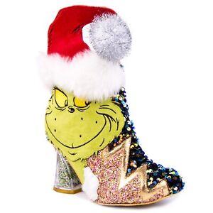 Irregular Choice - Holiday Intolerant - The Grinch