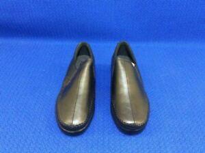 SAS Dream Black Women's Orthopedic Shoes Sz 10 WW