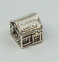 Pandora Element  Santas Haus .925 Silber  792003ENMX   #  A 20403