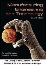 Manufacturing Engineering and Technology in SI Unit 7th Int'l Edition
