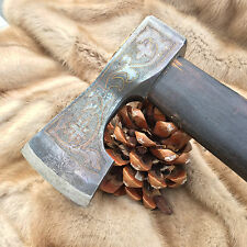 Handmade HATCHET, Custom AXE, Hand forged axe, Hunting axe