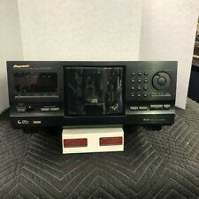 PIONEER PD-F1009 VINTAGE 301-DISC CD CHANGER - SERVICED - CLEANED - TESTED