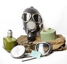 Russian soviet Gas mask PMK 1 full set with 2 filter included all size
