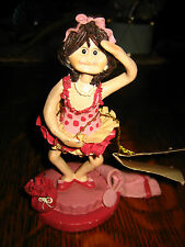 GOD'S KIDS FIGURINE BY THE RYAN COLLECTION~EXCLUSIVELY SIMSON GIFTWARE~CUTE~L@@K