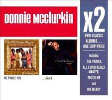 We Praise You / ...Again - Donnie McClurkin (CD, 2011, 2 Disc)