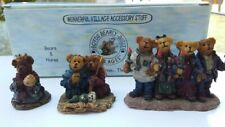 Boyds Bears Wunnerful Village Accessory Stuff Chapel In The Woods Christmas