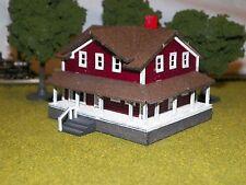 N Scale Farm House Kit