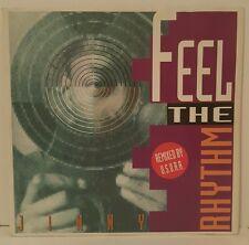 "Jinny - Feel The Rhythm TIME 016 12"" 33RPM Vinyl Record"
