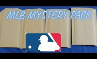 MLB Mystery Pack - 30 CARDS TOTAL - GUARANTEED TEN HITS!