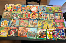 Peter Pan Records - Vintage Lot of 59 Vinyl Records Kids Stories (see photos)