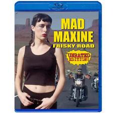 MAD MAXINE: FRISKY ROAD - Mad Max Spoof (BLU-RAY)