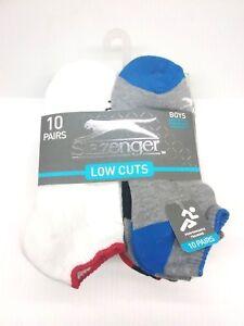 Homme Taille 7-11 Slazenger Assortiment Couleur Chaussettes 5 Paire Pack