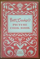 Betty Crocker's Picture Cook Book * 1950 * 1st Edition