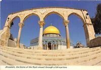 BR4266 Jerusalem Dome of the Rock   israel