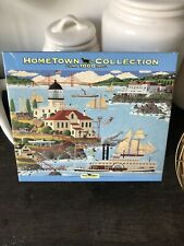 Hometown Collection 1000 pc Jigsaw Puzzle Point Bonita No.09200