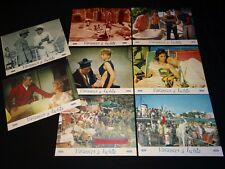 VACANCES A ISCHIA  vittorio de sicca jeu photos cinema lobby cards 1957