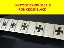 STICKERS INLAY IRON CROSS RED BARON BLACK VISIT OUR STORE WITH MANY MORE MODELS