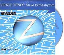 Grace Jones - Slave To The Rhythm - CDS - 1994 - House 2TR Cardsleeve