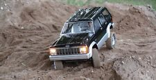 Heavily Upgraded Axial SCX10 Pro-Line Jeep Cherokee 2WD/4WD RC Truck w/8ch Radio