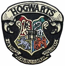 Hogwarts School Robe Emblem & Coat of Arms Harry Potter Iron On Applique Patch