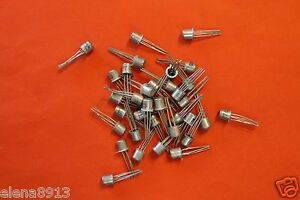 KP307G = MFE2001, 2N4216 Military Silicon Transistor USSR  Lot of 10 pcs