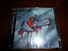 Razor / Violent Restitution JAPAN Rare NEW!!!!!!!!!! *W