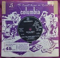 """The Seekers When The Stars Begin To Fall 7"""" – DB 8060 – VG"""